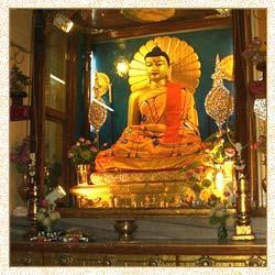 buddhist in delhi