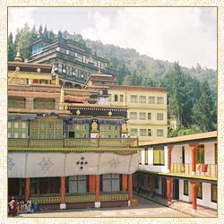 Buddhist Monasteries in Sikkim