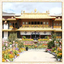 Residence of the Dalai Lama